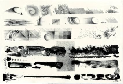travail-decriture-graphique-en-litho