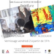 exposition 2016 à Marnay