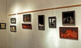 les peintures de Colette SALA entre séduction et poésie