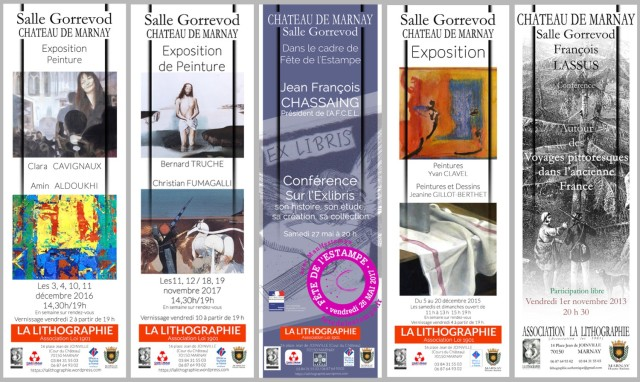 affiches expositions 5