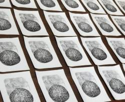 Médailles pour l'exposition des Arts du Livre à Saint-Mihiel